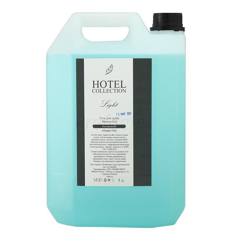 Гель для душа hotel-collection Канистры 5 л