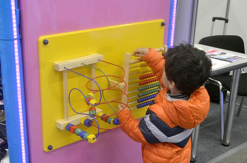 Оборудование для детских игровых зон в банках