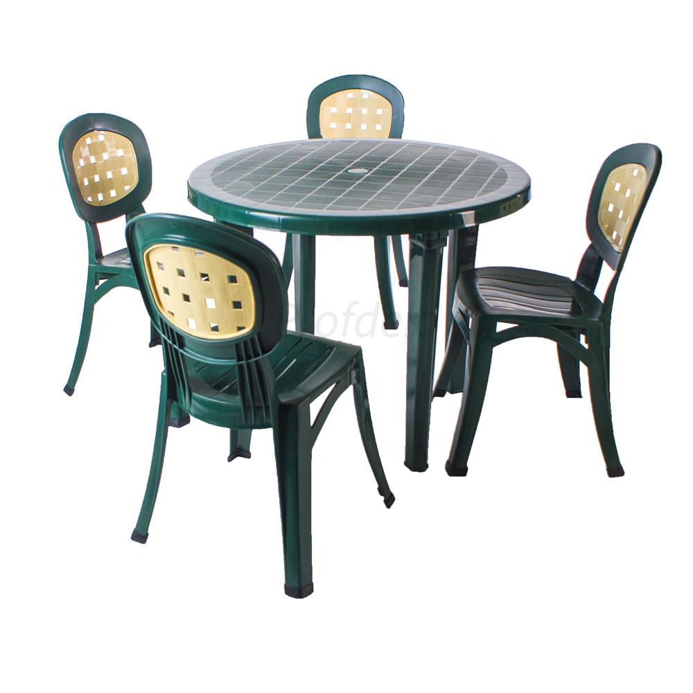 торговая мебель из пластика