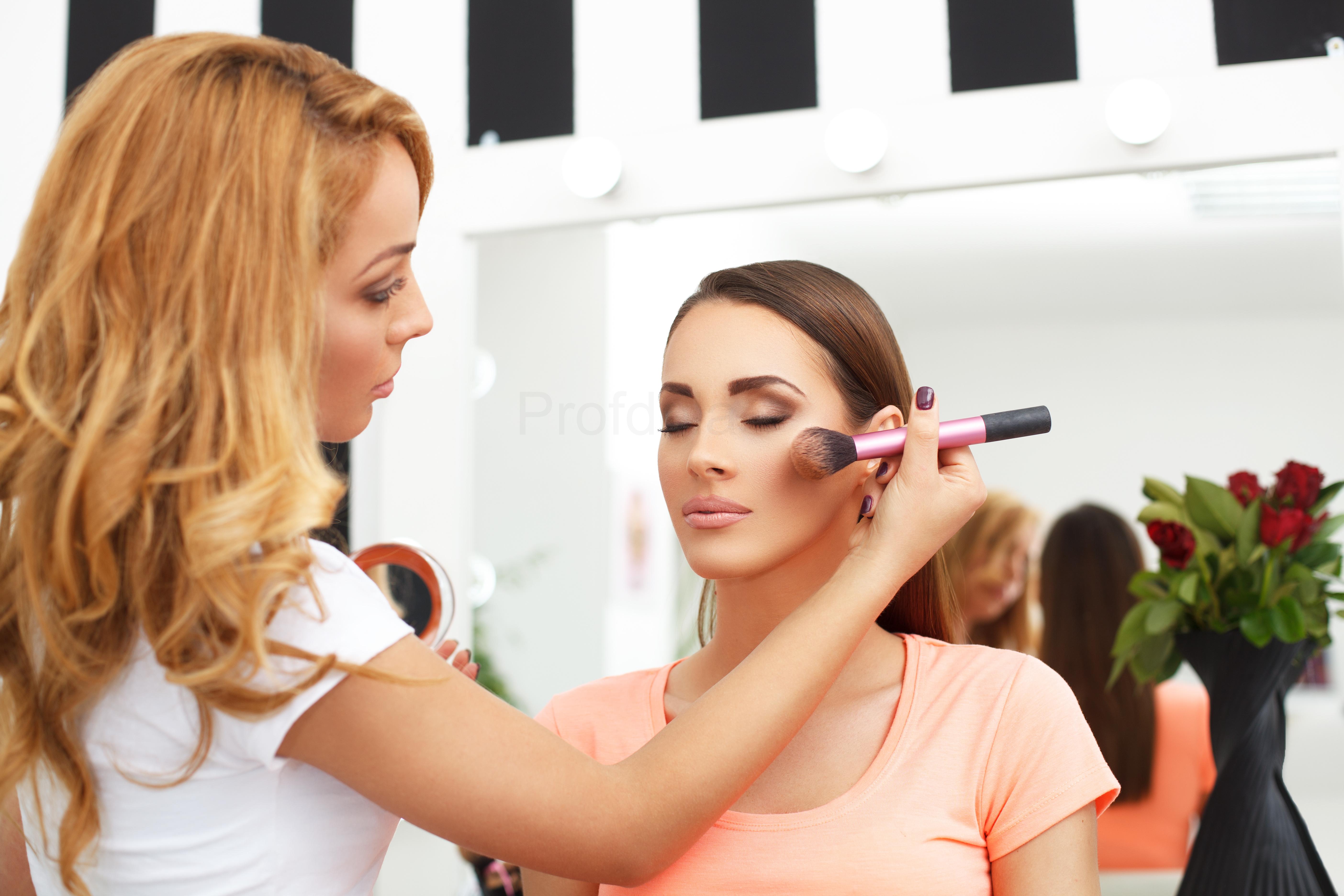 Индустрия красоты (салоны, институты)