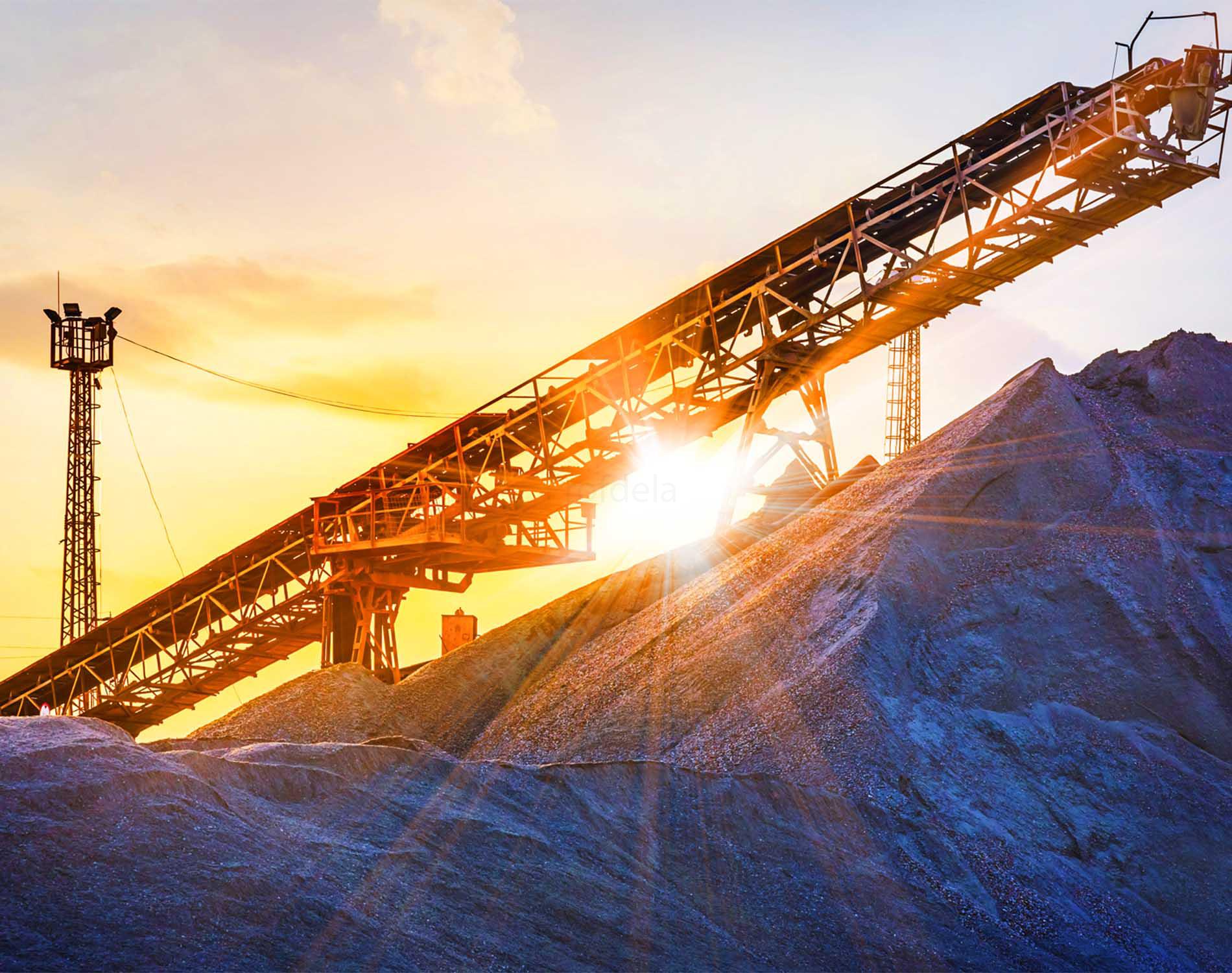 Предприятия горнодобывающей промышленности