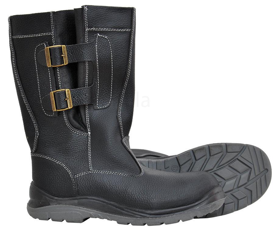Производство рабочей обуви для строительства и тяжелого производства