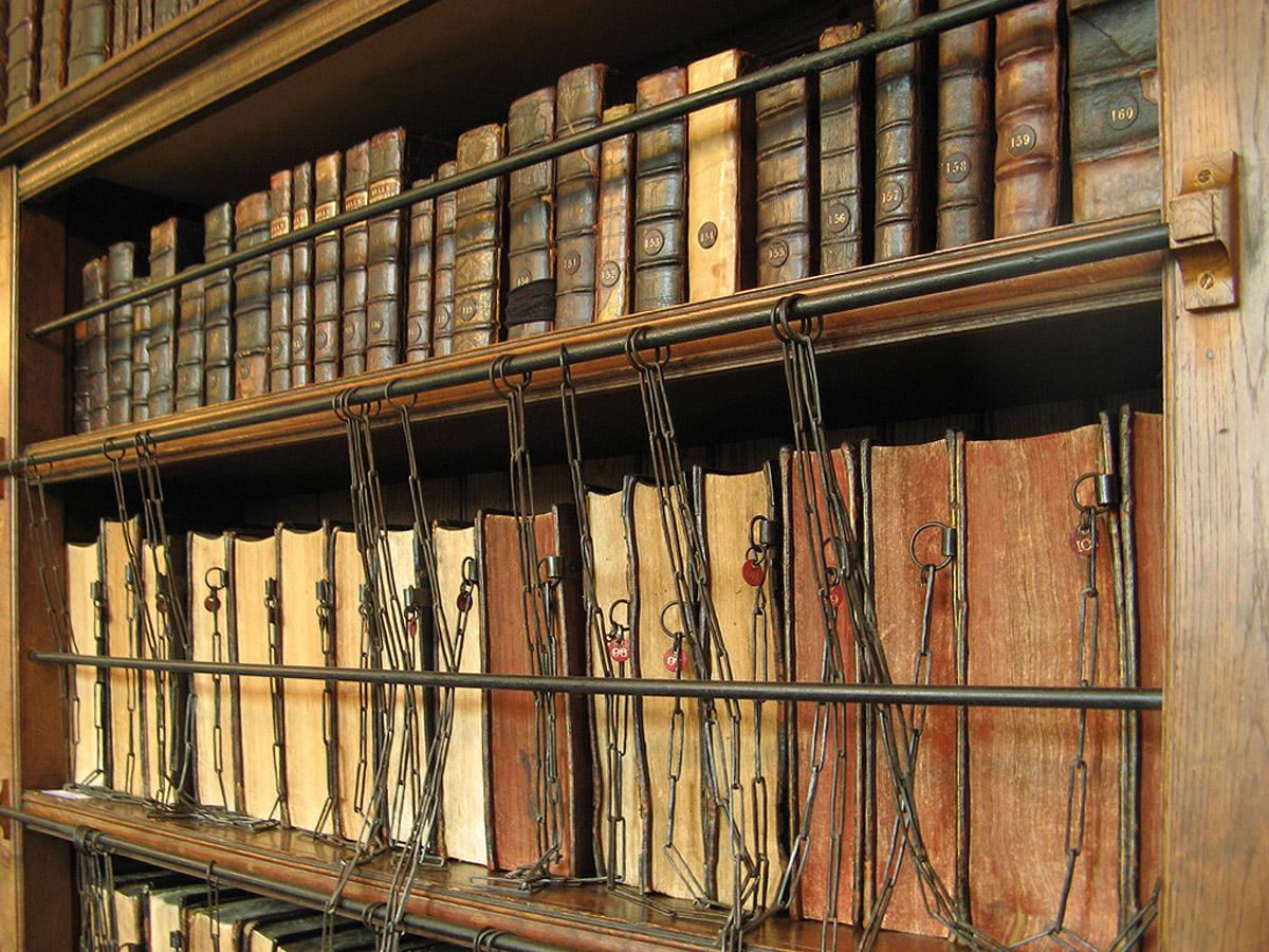 Библиотеки, архивы