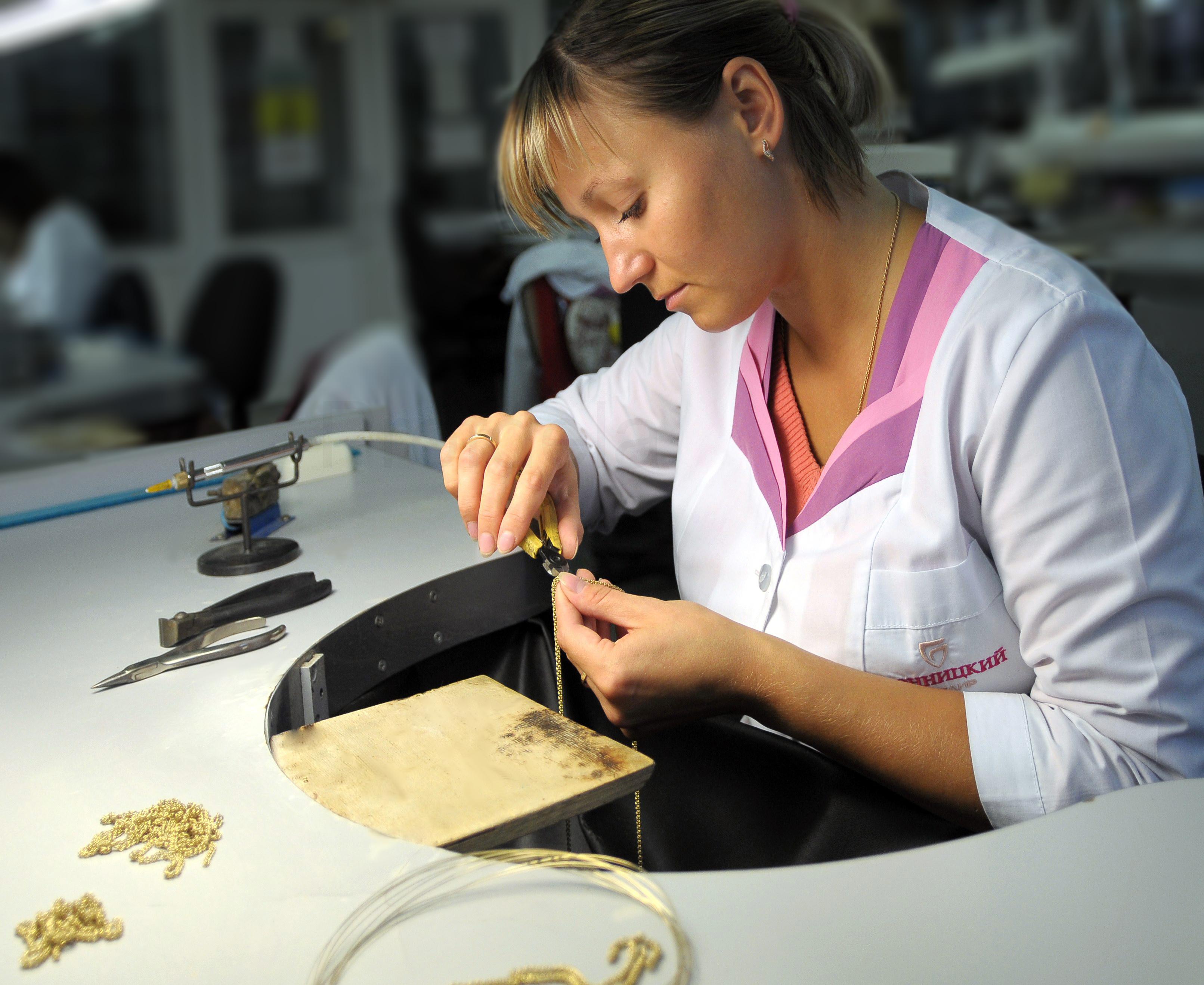 Производители ювелирной продукции