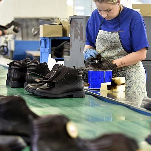 Ремонт и изготовление рабочей обуви