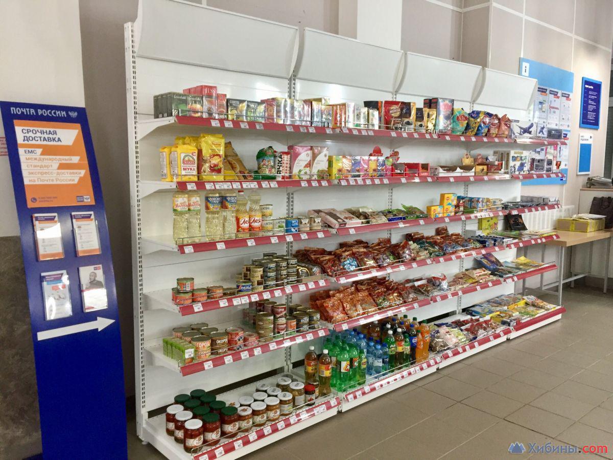 Точки продаж товаров народного потребления