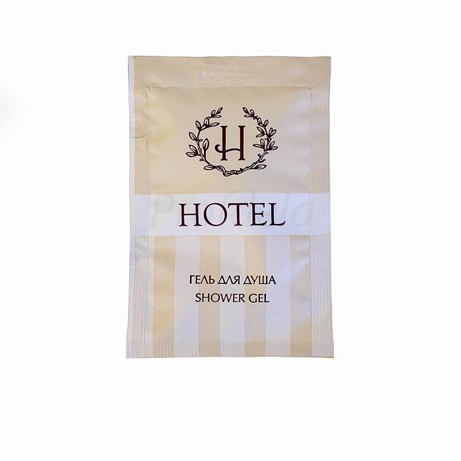 Гель для душа hotel-collection пакетики объемом 10 мл