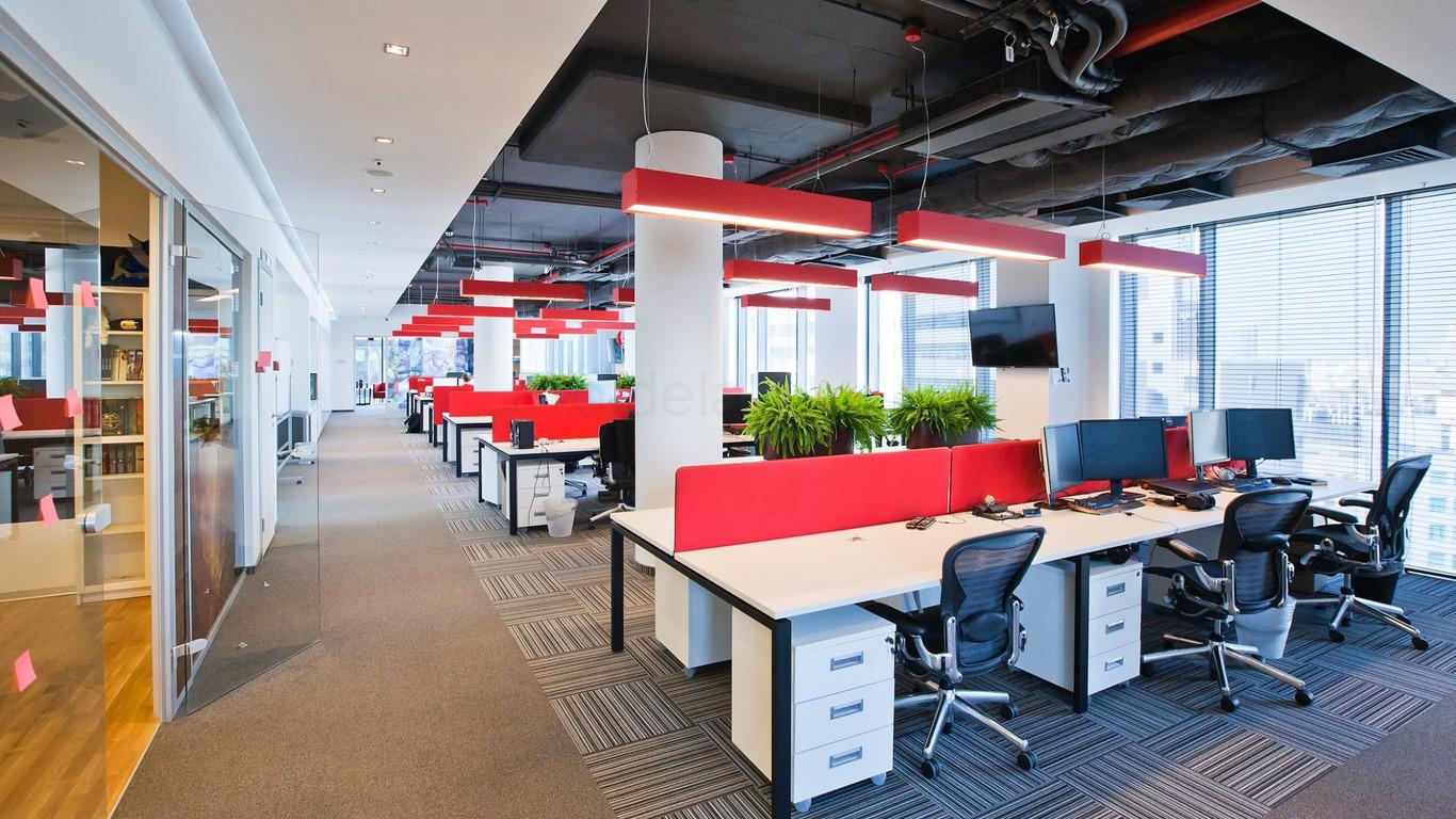 Офисы компаний