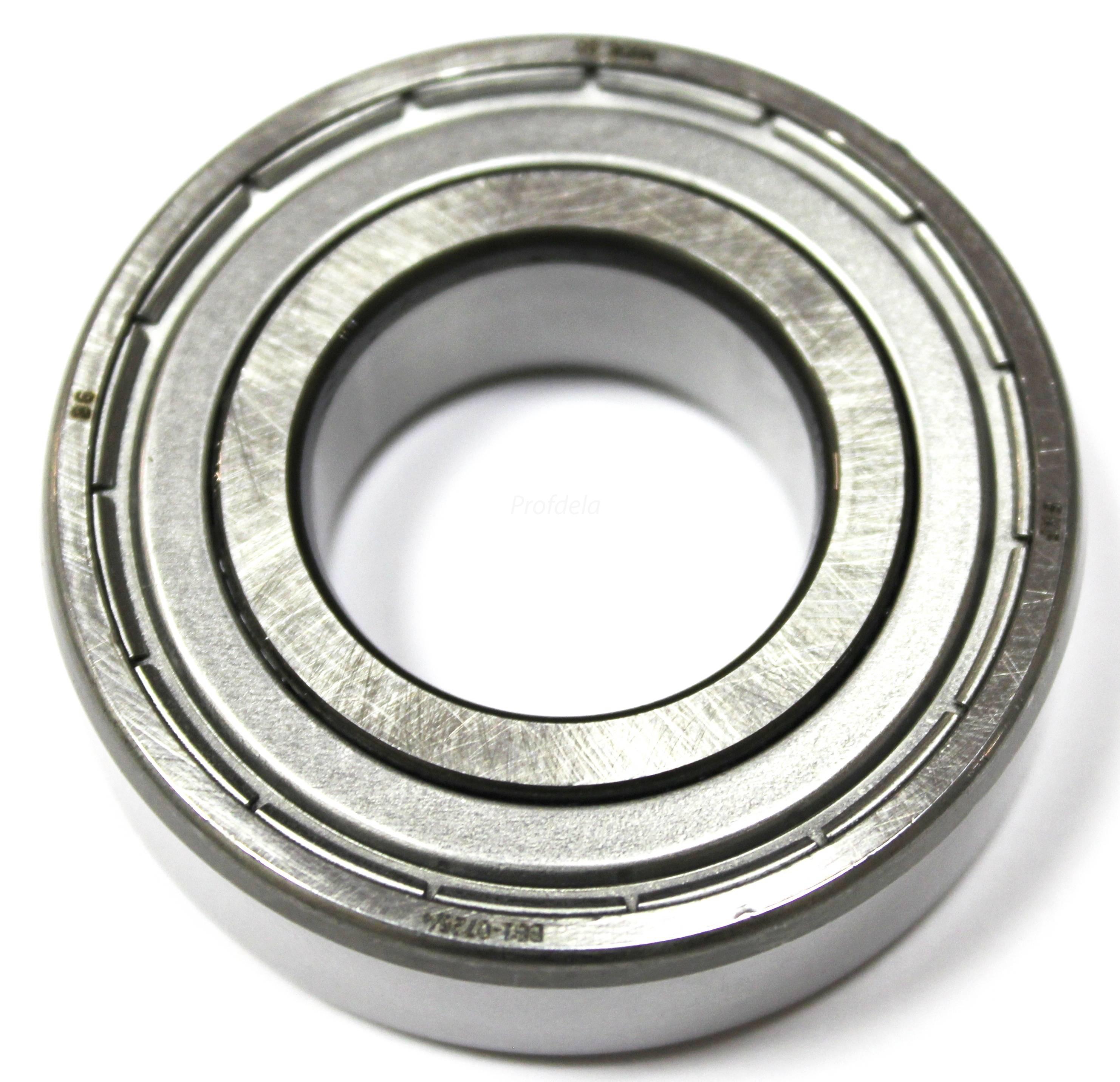 маркировка ZZ (2Z) – металлические шайбы с двух сторон