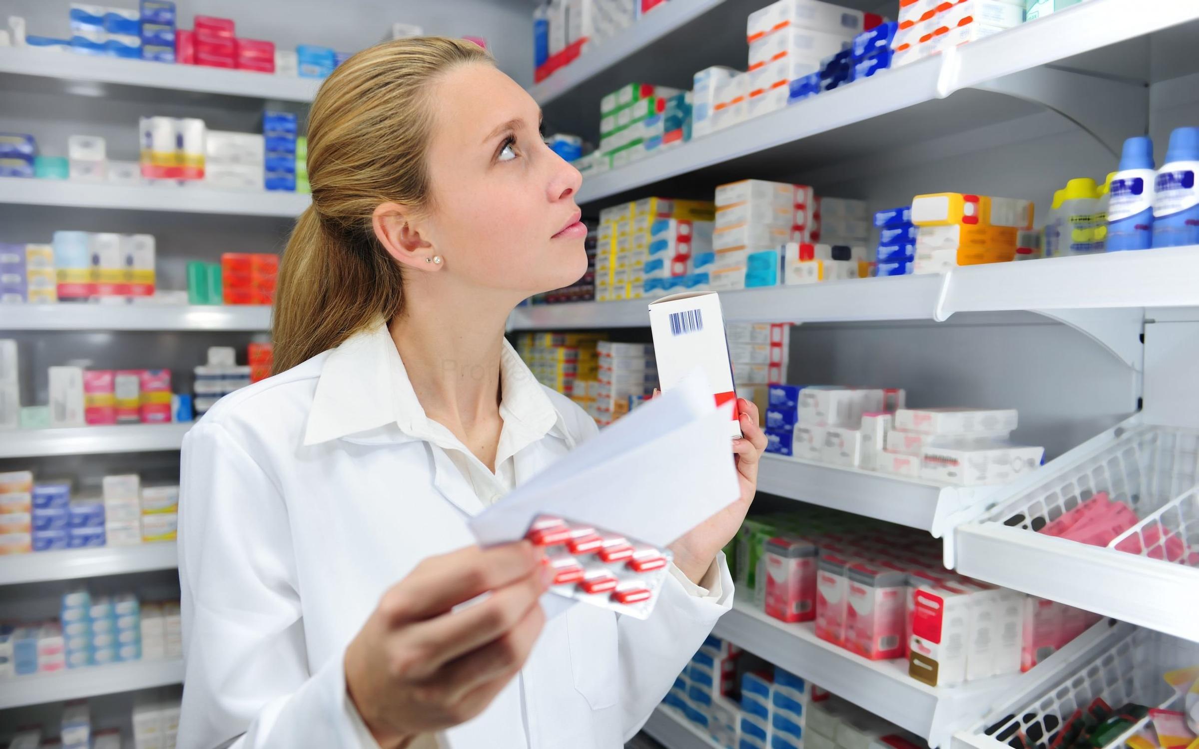 Аптеки сетевые и розничные