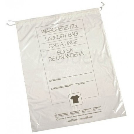 Пакеты для белья с завязками