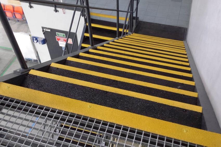 Алюминиевые лестницы, платформы