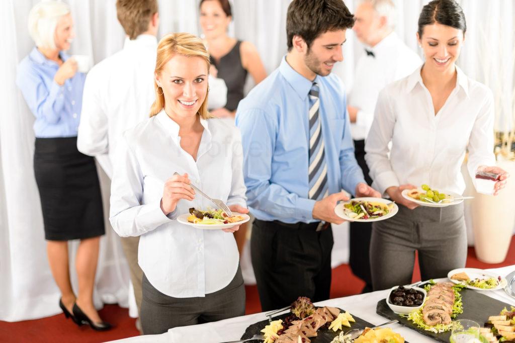 Организация корпоративного питания в офисах