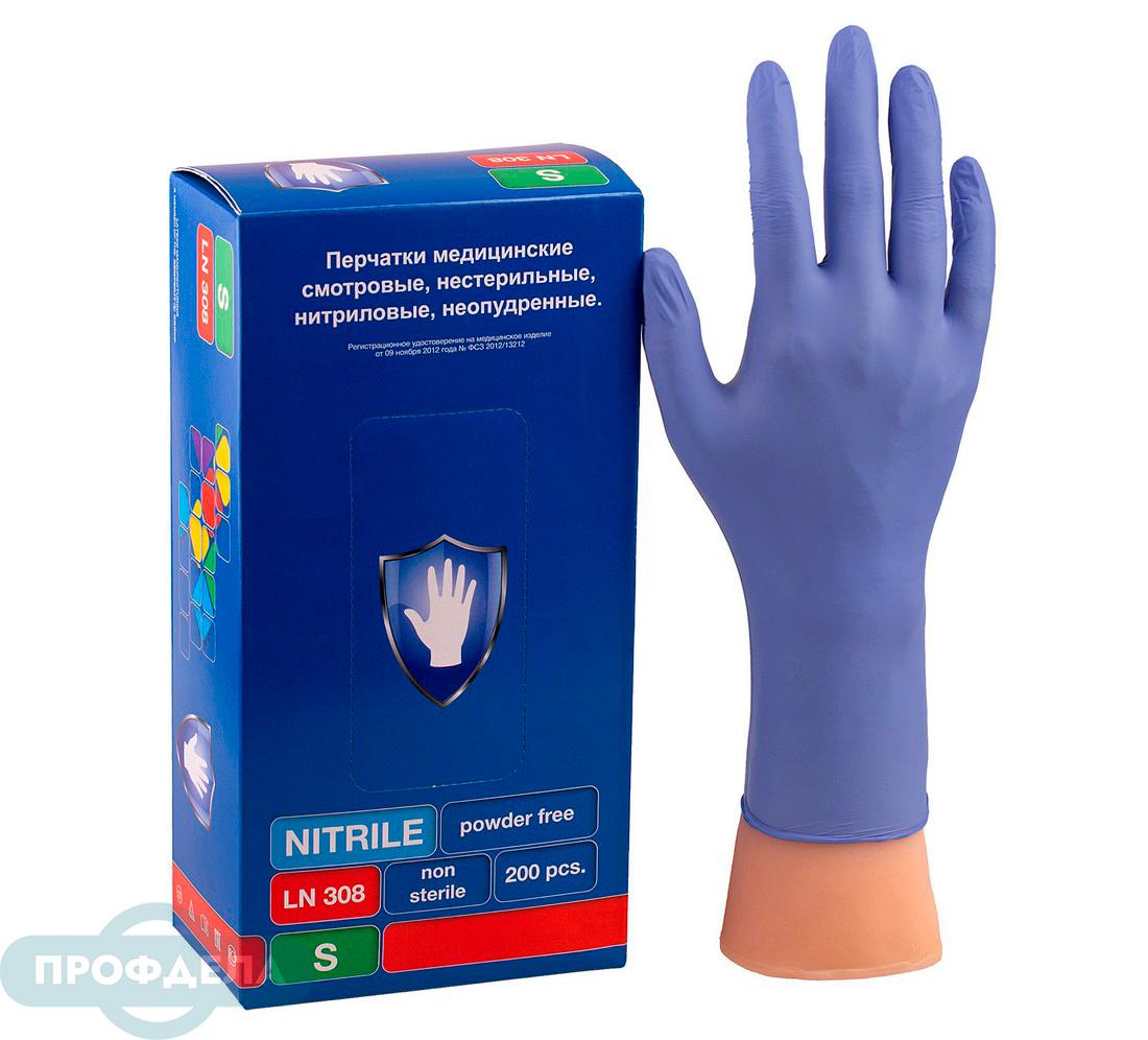 Перчатки SAFE AND CARE